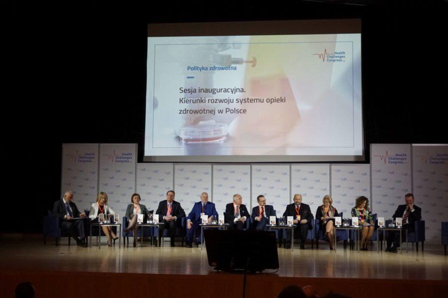 Katowice – jesteśmy na Health Challenges Congres