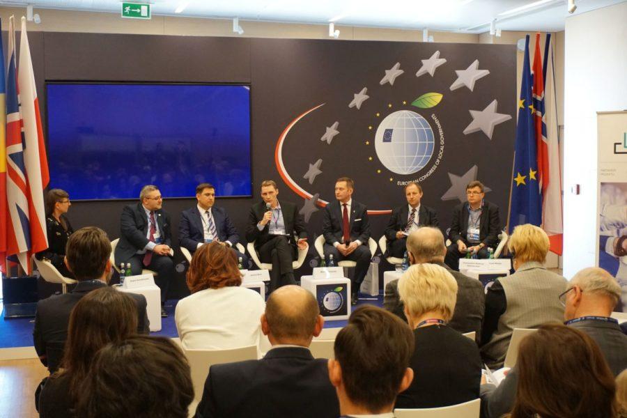 Kraków – jesteśmy na Europejskim Kongresie Samorządów