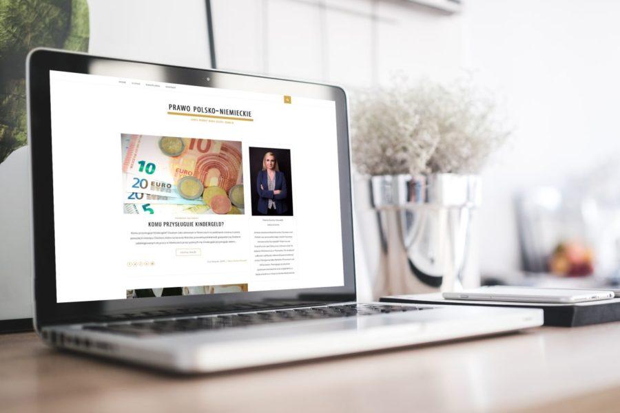 Realizacja: blog prawo polsko-niemieckie