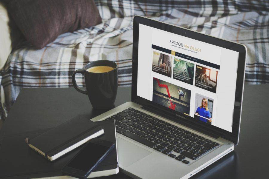 Realizacja: blog Sposób na długi